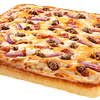 Bacon Cheddar Burger Pizza