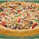 Flavorful Vegetarian Pizza