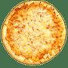 Mozzarella Cheese Pizza