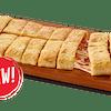 Bacon Stuffed Howie Bread