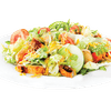 Buffalo Chicken Fry Salad