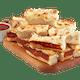 Pan Crust Cheesy Bread