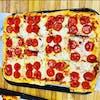 Sicilian Style Pepperoni Pizza