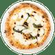 White Bianca Pizza