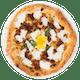Egg N' Bacon Pizza