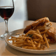 Chicken Parmigiana Sub