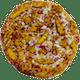 Malai Chicken Pizza