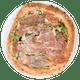 Truffle & Prosciutto Pizza