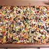 Original White Party Pizza