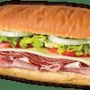 Ham, Salami & Cheese Sandwich