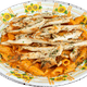 Penne Pasta with Vodka Sauce & Grilled Chicken