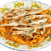 Penne Pasta with Vodka Sauce & Grilled Chicken Lunch