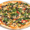 Tucky's Vegetarian Special Pizza