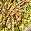 Grilled Chicken Caesar Salad Pie