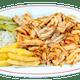 Chicken Gyro Platter