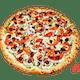 Pesto Deluxe Pizza #26