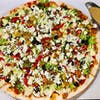 Nonna's Salad Pizza