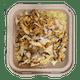 Grilled Chicken Kebab Dinner