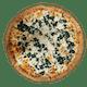 Spanakopita White Pizza