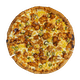 BBQ Chicken Deluxe Pizza
