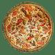No Name White Pizza