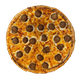 Meatball Parmesan Pizza