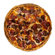 The Meat Lover Pizza