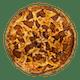 Buffalo Chicken Finger Pizza