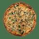 Chicken Stir Fry Pizza