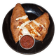 Traditional Calzone