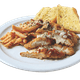 Chicken Parmigiana with Penne
