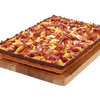 Square Deep Dish Hawaiian Pizza
