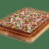 Deluxe Premier Square Pan Pizza