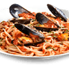 Pasta with Mussels Marinara