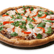 BBQ Pizza with Shrimp