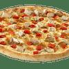 Chicken Margherita Pizza