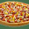 Chicken Mediterranean Pizza