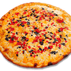 Chicken Wing Dip Pizza