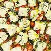 Gluten-Free Pesto Pizza