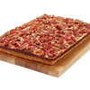 Meatza Deep Dish Pizza