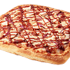 BBQ Chicken Round Pizza