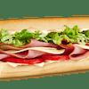 Ham & Provolone Sandwich