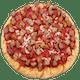 #4 Carnivore Pizza