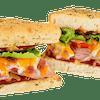 Tropical Hawaiian Sandwich