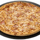 Canadian Bacon Single Topping Pizza