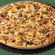 Bacon Cheeseburger Gluten Free Pizza
