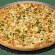 Chicken Broccoli Alfredo Gluten Free Pizza