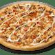Chicken Bacon Ranch Gluten Free Pizza