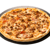 Bronco All Meat Pizza