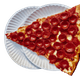 Hand-Cut Thick Pepperoni Slice
